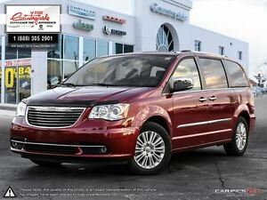 2014 Chrysler Town & Country Limited *LOADED, LEATHER, DVD*