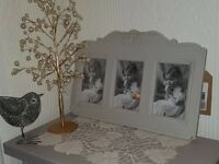 Beautiful Brand New Hills Interiors Vintage Style Photo Frame
