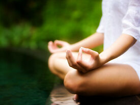 Meditation, mindfulness and yoga: a way to inner peace and harmony (Datchet area)