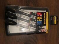 Stanley fatmax screwdrivers