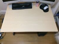 Very Good Quality Desk - sturdy and spacious - very good condition.