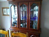 Glass Cabinet/Dresser