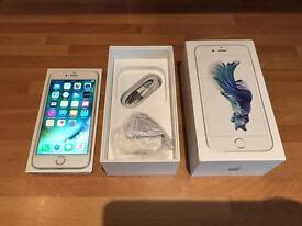 iPhone 6s ~ Silver ~ 64GB ~ Unlocked