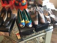 Job lot ladies shoes Gabor,Bally,Marco Tozzi,bandolino,Lotus
