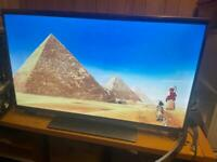 "LG 42"" smart Tv wifi 42LB650v warranty Free Delivery"