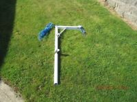 OUTBOARD ENGINE DAVIT/LIFT,