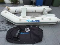 2.5m Viamare Inflatable Dinghy For Sale