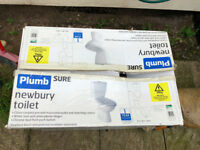 Plumsure Newbury Toilet