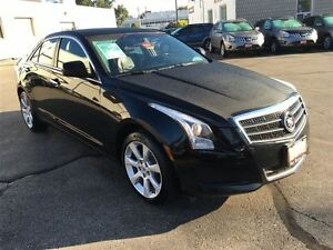 2013 Cadillac ATS 2.0L Turbo AWD | NO ACCIDENTS | LEATHER Kitchener / Waterloo Kitchener Area image 8