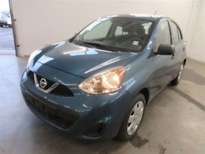 2017 Nissan Micra S! Auto and A/C!  WOW ONLY $11,448!