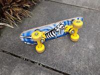 Small Skate Board - FREE to budding skateboarder.