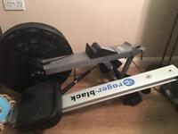 Air Rowing Machine - Roger Black