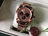 New Swiss Rolex Daytona Cosmograph Automatic Watch