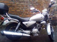 Yahmaha YBR Custom 125