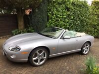 Jaguar XKR Sport supercharged. 2005 Immaculate condition. LOW MILEAGE. FJSH