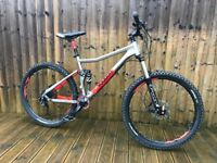 Voodoo canzo Full Suspension Mountain Bike Will Post