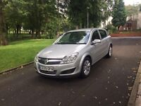 2009 VAUXHALL ASTRA ACTIVE PLUS 1.7 DIESEL 5DR **LONG MOT + DRIVES VERY GOOD + GREAT FAMILY CAR**