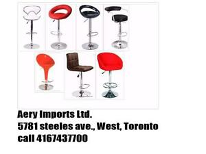 Furniture Warehouse:Bar stools,Bedroom Sets,Dinette,Coffee tables, Sofas, Custom made also available Call: 416-743-7700