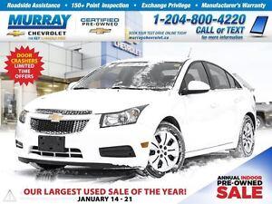 2014 Chevrolet Cruze 1LT *Remote Start, OnStar*