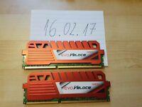 2x8GB (16GB) DDR3 Geil EVO VELOCE Dual-Channel Memory
