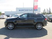 2014 Jeep Grand Cherokee Summit**SUNROOF, LEATHER **