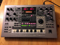 Roland MC-505 Groovebox Sequencer, boxed.