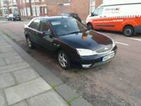 Ford Mondeo 07 Black