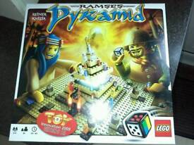 Lego ramses pyramid game