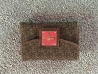 DKNY small Bown purse