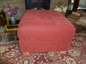 Footstool- Lovely condition-