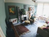 Spare room in West End two bed flat to rent - great well kept flat and excellent location