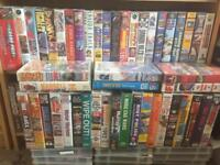 VHS Tapes Massive Collection