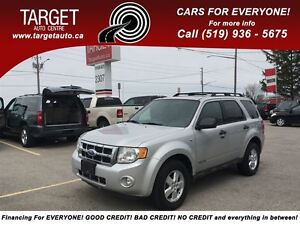 2008 Ford Escape XLT, AWD, Leather, Roof and More !!!