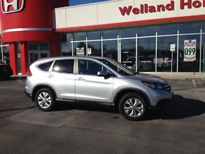 2012 Honda CR-V EX-L  ONE OWNER  ACCIDENT FREE  LEATHER  HEATED