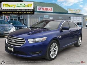 2013 Ford Taurus SEL *Leather. Back up Cam. AWD. Loaded*