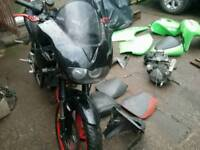Aprilia tuono rs 125 2004 running spares or repairs plus parts