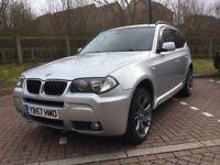 Excellent Condition BMW X3 M Sport Automatic