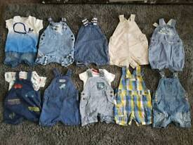 0-3 dungarees