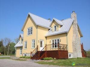 277 000$ - Maison 2 étages à vendre à Deschambault