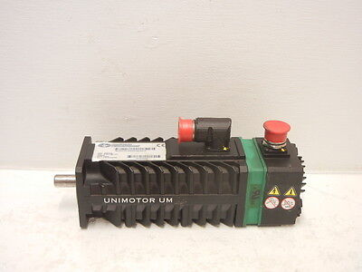 Control Techniques 75umb300cacaa-r Used Brushless Ac Servo Motor 3000 Rpm