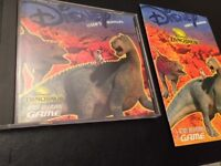 Disney's dinosaur action/role-playing game