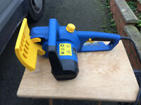Brand new electric chainsaw, never used or plugged in great opportunity for a real bargain £45 ono