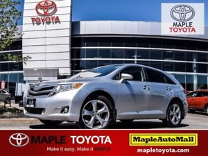 2015 Toyota Venza V6 AWD NAVIGATION LEATHER PANORAMIC ROOF