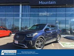 2018 Hyundai Santa Fe XL ULTIMATE | NAVIGATION | LEATHER | DEMO