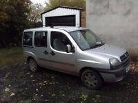 Fiat doblo for sale or breaking