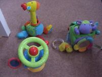 ELC Early Learning Centre Bundle of toys