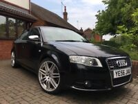Audi A4 s line... full service history, cam belt done at 60k