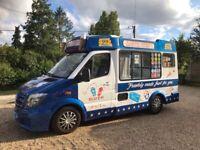Ice Cream Van 2014 Mercedes Sprinter Auto