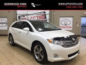 2011 Toyota Venza Limited AWD Single owner Accident Free Low Mil