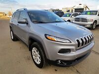 2014 Jeep Cherokee NORTH 4X4 DEMO HEATED SEATS